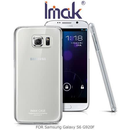IMAK Samsung Galaxy S6 G920F 羽翼II水晶保護殼