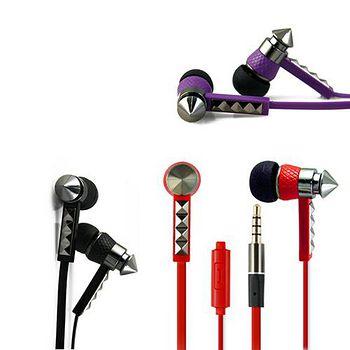 Jabees WE107 龐克風 立體聲耳機
