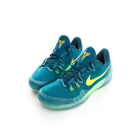 NIKE (男)ZOOM KOBE VENOMENON 5 籃球鞋-綠-815757383
