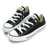 Converse 男/女鞋  CT AS CORE OX 帆布鞋(低統)-黑-123U170416