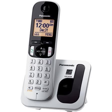 Panasonic 國際牌 DECT 數位無線電話 KX-TGC210TW