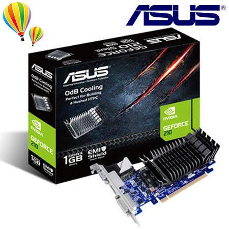 ASUS 華碩 EN210 SILENT/DI/1GD3/V2(LP) 顯示卡