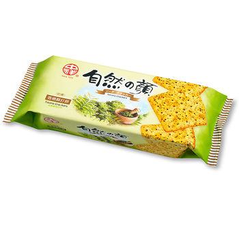中祥自然之顏香椿蘇打餅120g