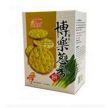 福義軒 博樂蔥香餅 172g