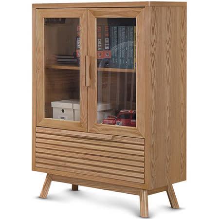 【勸敗】gohappyMY傢俬 歐風極簡設計款木質2.7尺展示櫃開箱新竹 愛 買 美食 街