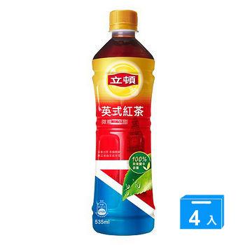 立頓英式紅茶535ml*4
