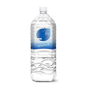 悅氏Light鹼性水2200ml