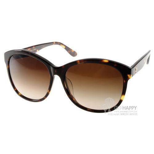 Go-Getter太陽眼鏡 韓式簡約百搭款 (琥珀) #GS1010 DE