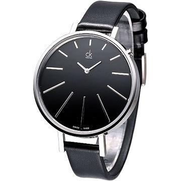 CK 完美簡約 名伶腕錶~ 黑
