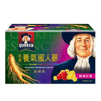 桂格養氣蜜人蔘 60ML*6入 *2 盒