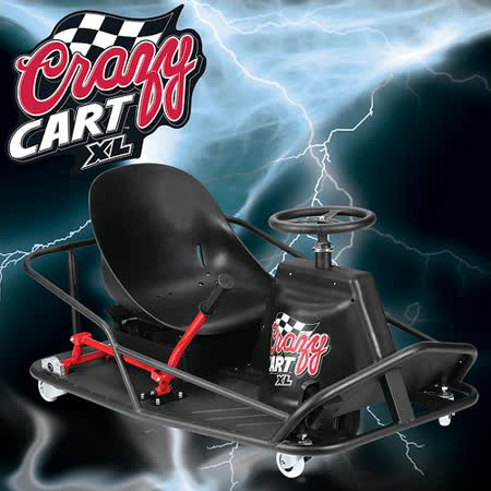 【Razor】Crazy Cart XL爆甩卡丁車