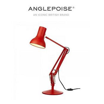 Anglepoise Type75 Mini Desk Lamp 桌燈 (亮紅色)