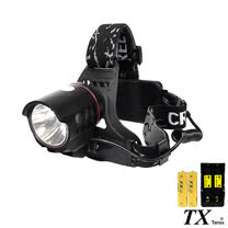 【特林TX】美國CREE T6 LED觸控式開關照明頭燈(HD-E35-T6)