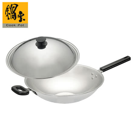 鍋寶五層複合金炒鍋-36CM