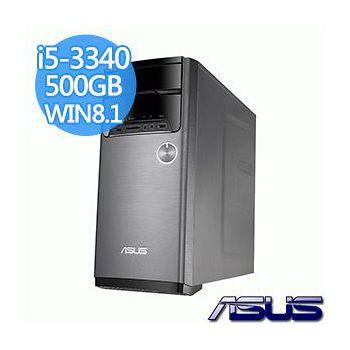 ASUS M32AA1-0042A334UMS ( I5-3340/8G/500G/DRW/WIN8.1) 桌上行電腦-送原廠清潔組