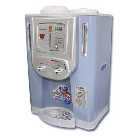 『JINKON』☆晶工牌 10.2L 光控智慧 溫熱 開飲機 JD-4205