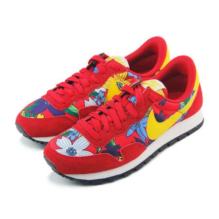 (女)NIKE W NIKE AIR PEGASUS 83 PRINT 休閒鞋 紅/花卉-725079600