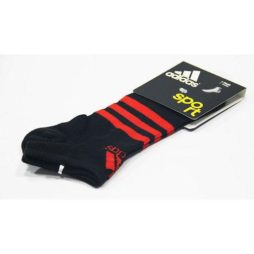 ADIDAS FTLINER Q1 踝襪 黑紅~M65238