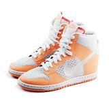 (女)NIKE WMNS DUNK SKY HI 2.0 BR 休閒鞋 白/螢光橘-725069100
