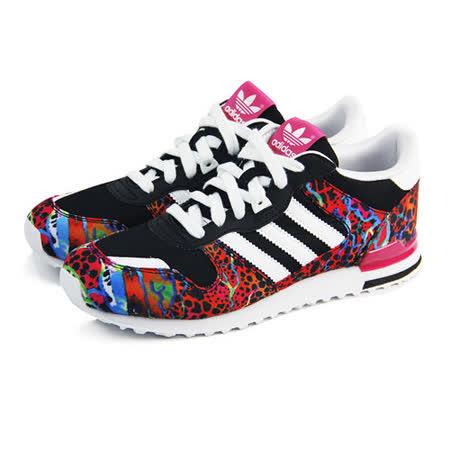 (大童)ADIDAS ZX 700 K 休閒鞋 多重色彩-M17016