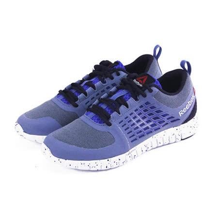(女)REEBOK ZQUICK 2.0 FLOW 慢跑鞋 紫/白-M40415