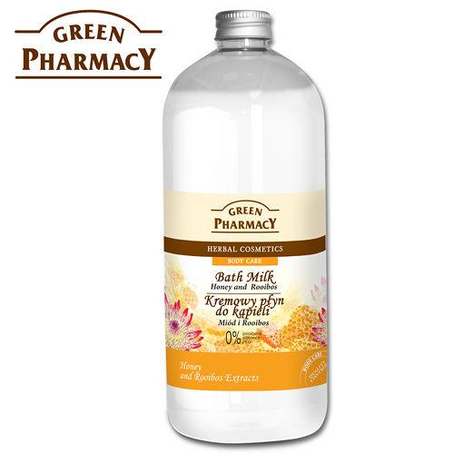 波蘭Green Pharmacy 蜂蜜&紅灌木美肌泡澡乳