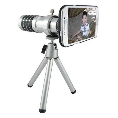 TS18砲管 Samsung Note2(N7100)專用型 望遠鏡頭組(18倍光學變焦)