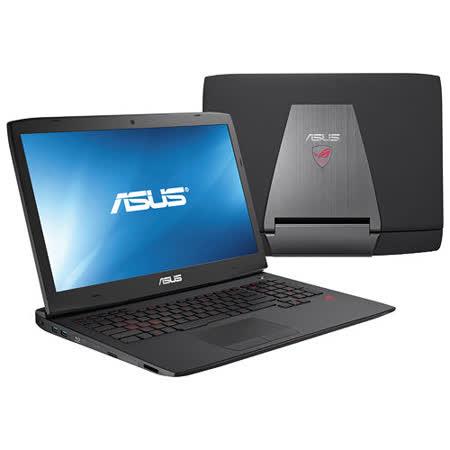 ASUS華碩 G751JY 17.3吋 i7-4710HQ 1TB+512GSSD GTX980M 4G GDDR5電競專用筆電