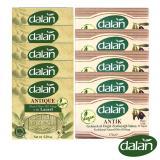 【土耳其dalan】月桂橄欖油潔膚傳統手工皂170g x5+頂級橄欖油潔膚傳統手工皂170g X5 優惠組