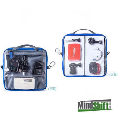 MindShift行車紀錄器 測速器 推薦 曼德士 GoPro 配件收納包 收納袋 (M) MS503 (彩宣公司貨)