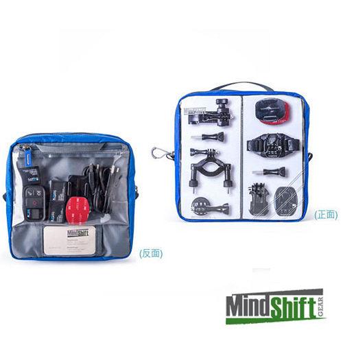 獵豹行車紀錄器MindShift 曼德士 GoPro 配件收納包 收納袋 (L) MS504 (彩宣公司貨)