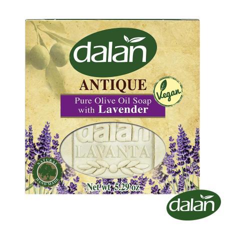 【土耳其dalan】薰衣草橄欖油潔膚傳統手工皂170g