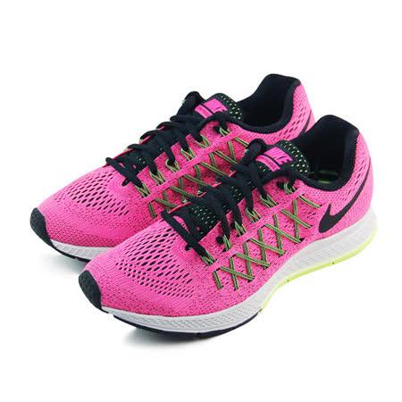 (女)NIKE WMNS NIKE AIR ZOOM PEGASUS 32 慢跑鞋 糖果粉/黑-749344600