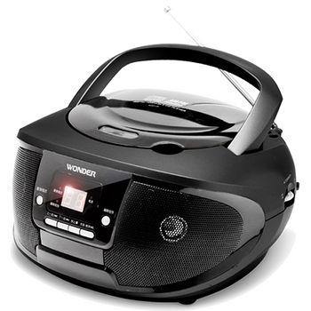 WONDER旺德手提CD音響WHP-28
