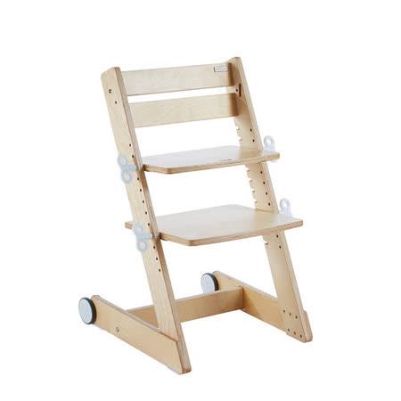 大將作QMOMO兒童成長餐椅(附輪)