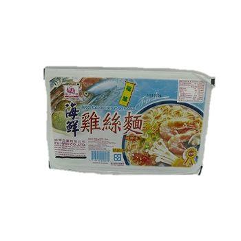 福慧 雞絲麵(海鮮口味) 300g