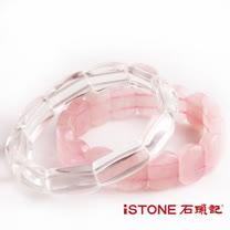 石頭記 浪漫水晶情人手鍊套組