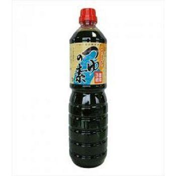 岩手 日本3倍濃縮麵味露醬油 1000ml