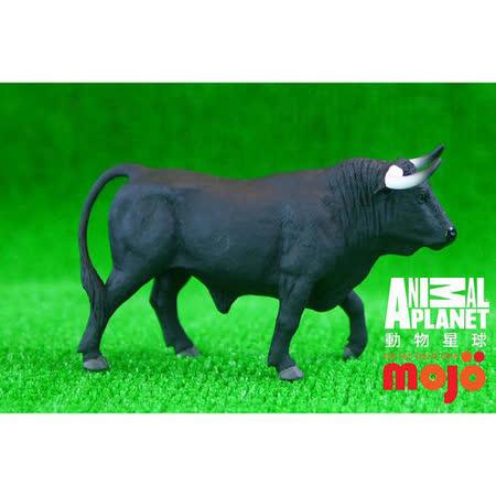 【MOJO FUN 動物模型】動物星球頻道獨家授權 - 西班牙公牛