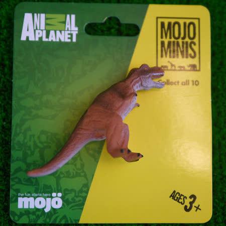 【MOJO FUN 動物模型】動物星球頻道獨家授權 - 迷你暴龍