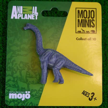 【MOJO FUN 動物模型】動物星球頻道獨家授權 - 迷你腕龍