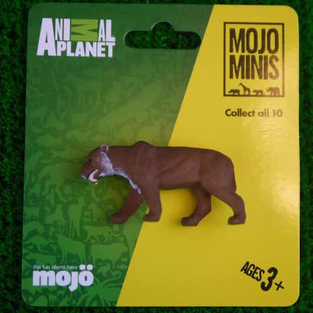 【MOJO FUN 動物模型】動物星球頻道獨家授權 - 迷你劍齒虎