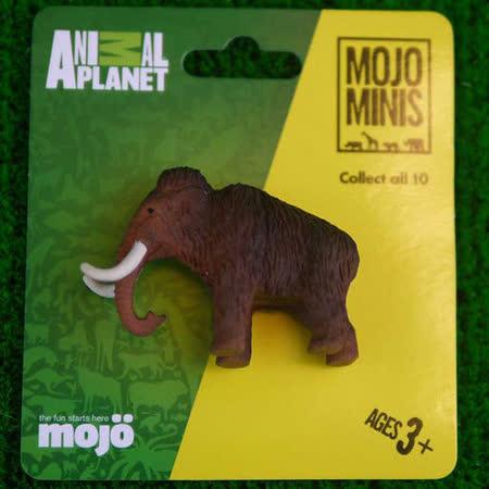 【MOJO FUN 動物模型】動物星球頻道獨家授權 - 迷你長毛象