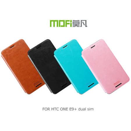 MOFI 莫凡 HTC ONE E9+ dual sim 睿系列側翻皮套