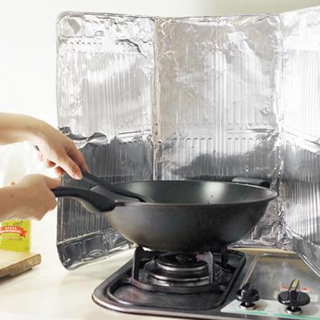 [百貨通]鋁箔圍爐防油板高溫隔熱擋油防油板