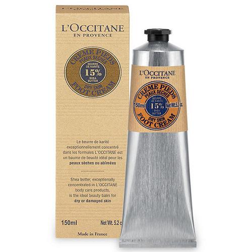 L'OCCITANE 歐舒丹乳油木護足霜 150ml