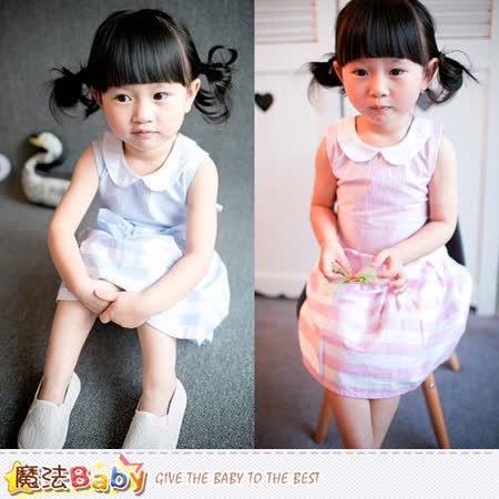 魔法Baby~女童無袖洋裝 k41917