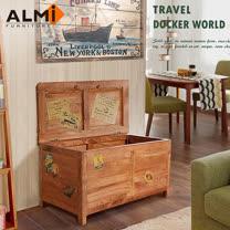 【ALMI】DOCKER WORLD- CHEST 1 TRAP 收藏箱