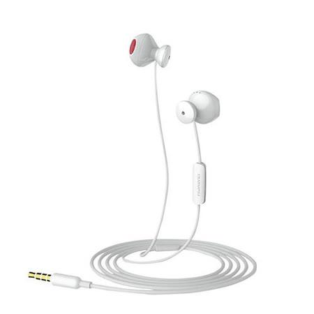 華為 HUAWEI 原廠 AM11 線控 立體聲半入耳式耳機 (原廠盒裝)