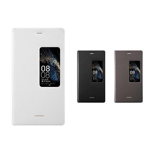 HUAWEI 華為 Ascend P8 原廠智慧視窗書本式皮套 (原廠盒裝)